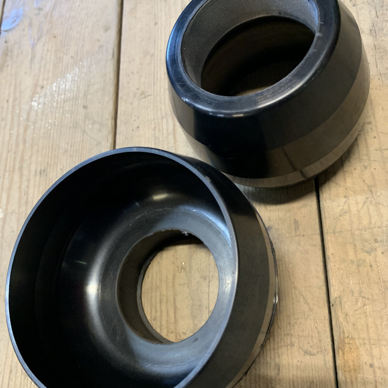 "5 ½"" 17# and 4 ½"" 10.5# casing plunger seal cups"