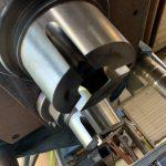 Float valve body mold